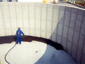 гидроизоляция резервуаров